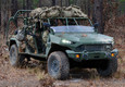 GM Defense Infantry Squad Vehicle, via a consegne ad Us Army (ANSA)