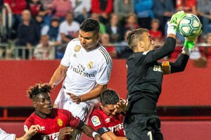 RCD Mallorca vs Real Madrid (ANSA)