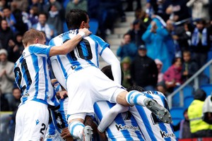 Real Sociedad vs Real Betis (ANSA)