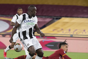 Serie A: Roma - Udinese (ANSA)