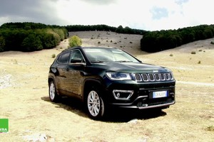 Jeep Compass Limited – Un SUV in veste Jeep  (ANSA)