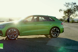 Audi RS Q8 - Potente come una supercar, versatile come un SUV (ANSA)
