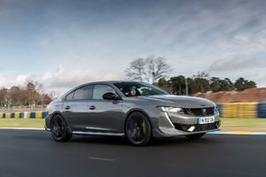 Peugeot 508 Sport Engineered (ANSA)