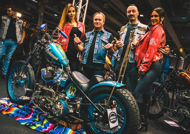 Motor Bike Expo, novità per Harley e Custom Chrome © ANSA