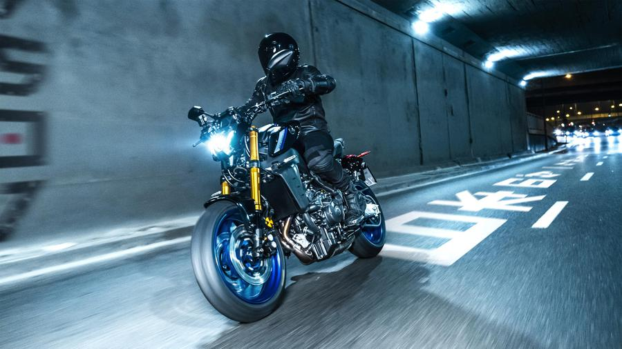Yamaha MT-09 SP © Ansa