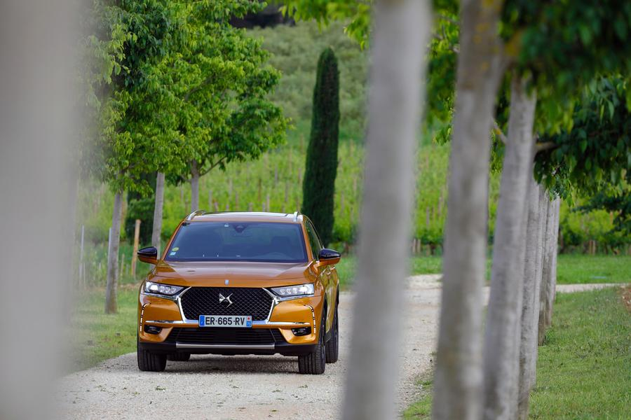 DS 7 Crossback 225 © Ansa