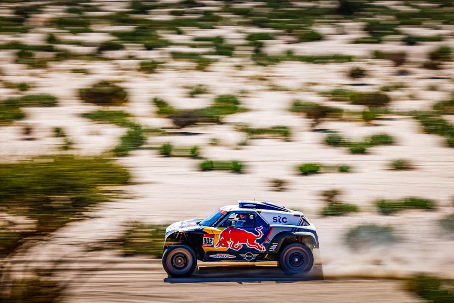 Dakar Rally 2021 stage 1 ©